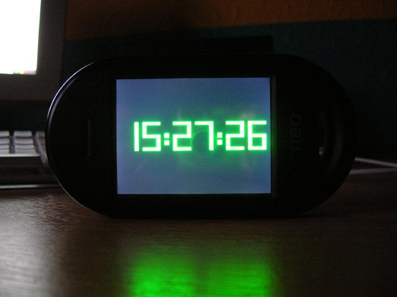 File:LED clock.jpg