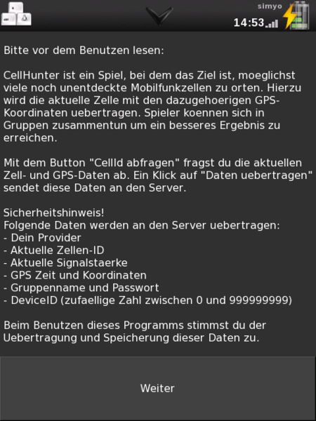 File:Cellhunter 0 2 0 welcome german.png