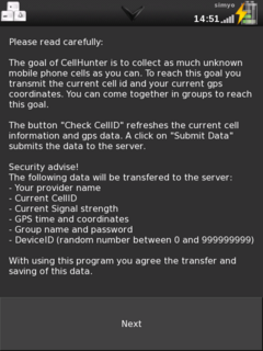 Cellhunter 0 2 0 welcome english.png